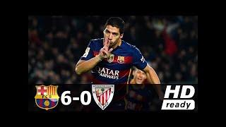 Barcelona vs athletic bilbao 6-0 - all ...