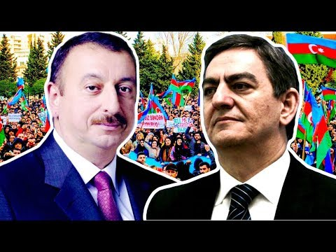 Азербайджан восстал? / Митинг в Баку