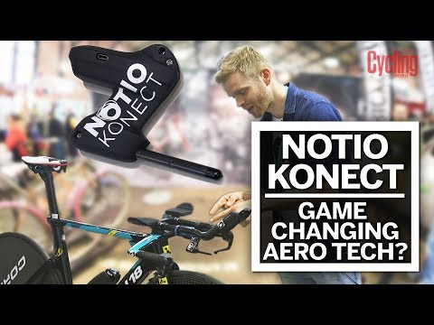 Notio Konect | Revolutionary Cycling Aero Tech? | First Look | Cycling Weekly