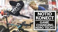 Notio Konect   Revolutionary Cycling Aero Tech?   First Look   Cycling Weekly