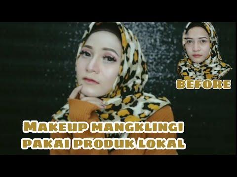 makeup-mangklingi-pakai-brand-lokal-||-bikin-mantan-minta-balikan-#thepowerofmakeup