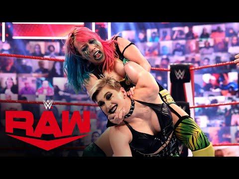 Asuka vs. Rhea Ripley: Raw, May 10, 2021