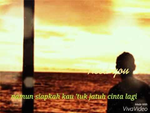 Hivi - siapkah kau 'tuk jatuh cinta lagi (lirik)