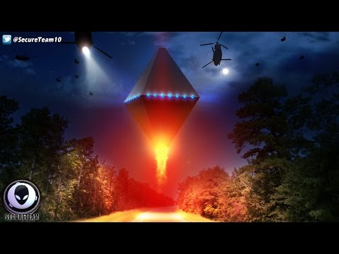Notorious Alien Craft Returns 30 Years Later! 1/1/17