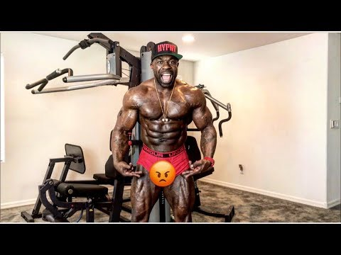 HOME WORKOUT // LEGS // Kali Muscle