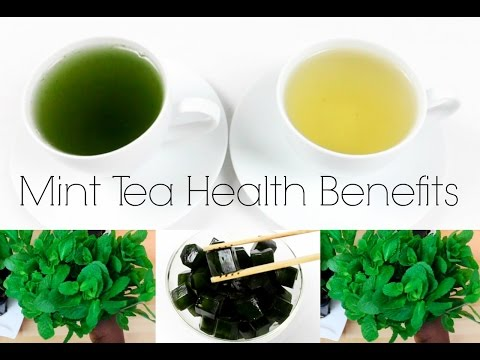 What is Mint Good For? Mint Tea Health Benefits Natural Cures bad breath | Healing Fresh Herbal Tea