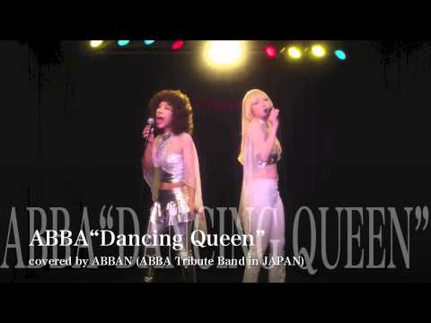 """ABBA""""DancingQueen"""" covered by ABBAN"""