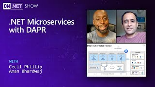 .NET Microservices with DAPR