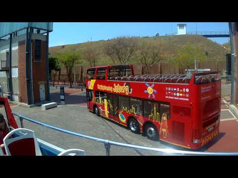Johannesburg City Sightseeing :: South Africa Road Trip 2017 - Part I