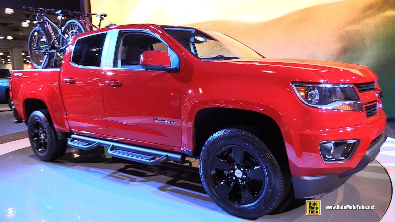 2015 Chevrolet Colorado LT Exterior and Interior Walkaround 2015