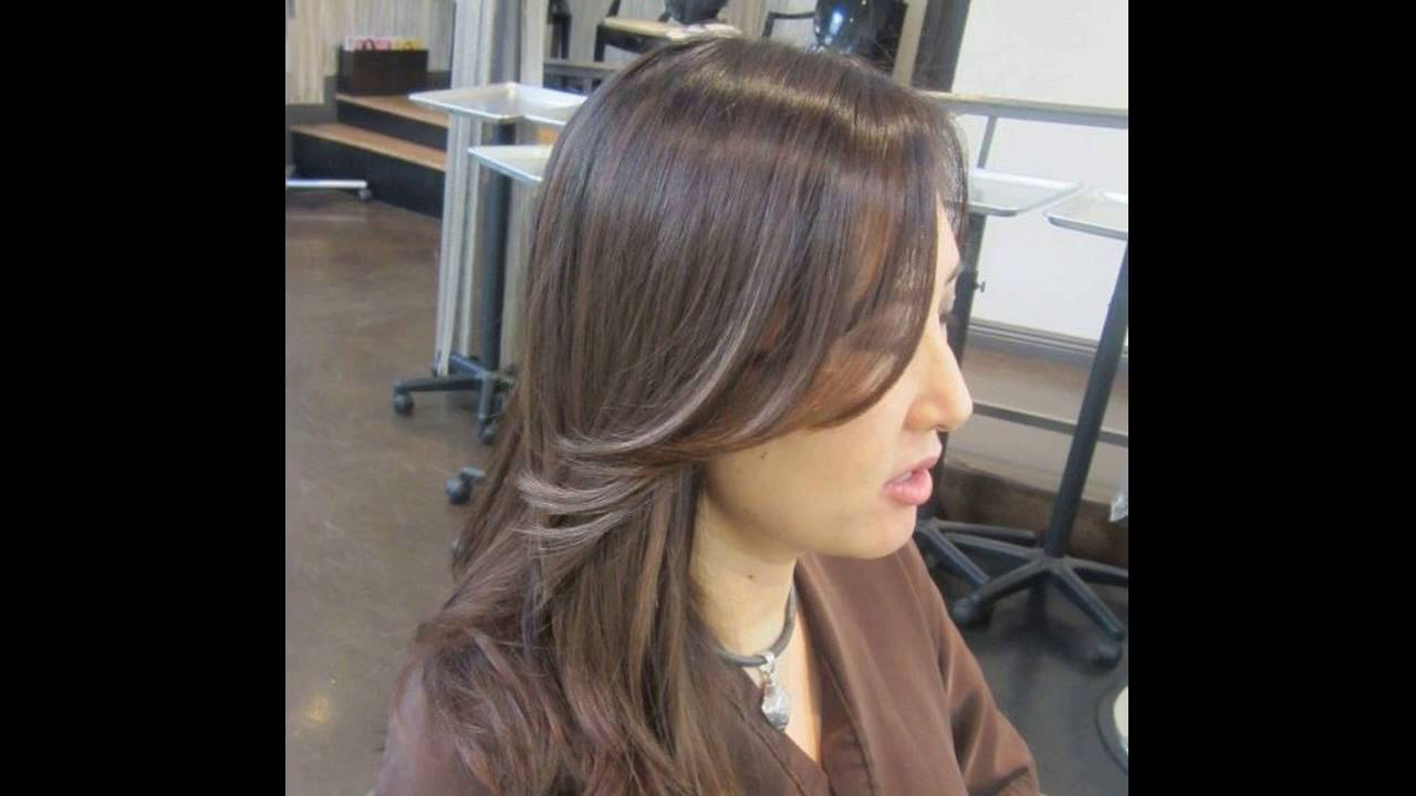 Best Highlights For Light Ash Brown Hair Youtube