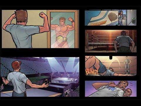 Headlocked: Mike Kingston on Comics, Wrestling, Jerry Lawler