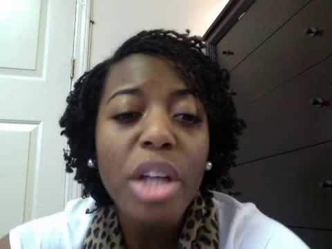 Natural Hair Mini Twists 2 Strand Tips For Short