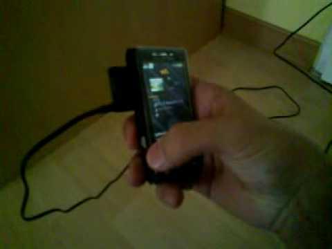 W995 Sony Ericsson Sound Test + Player View