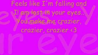 Taylor Swift -  Crazier(with lyrics)