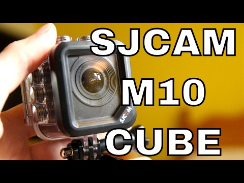 Dr Jake: SJCAM M10 Review - 1080p GoPro Alternative Sports Action Camera