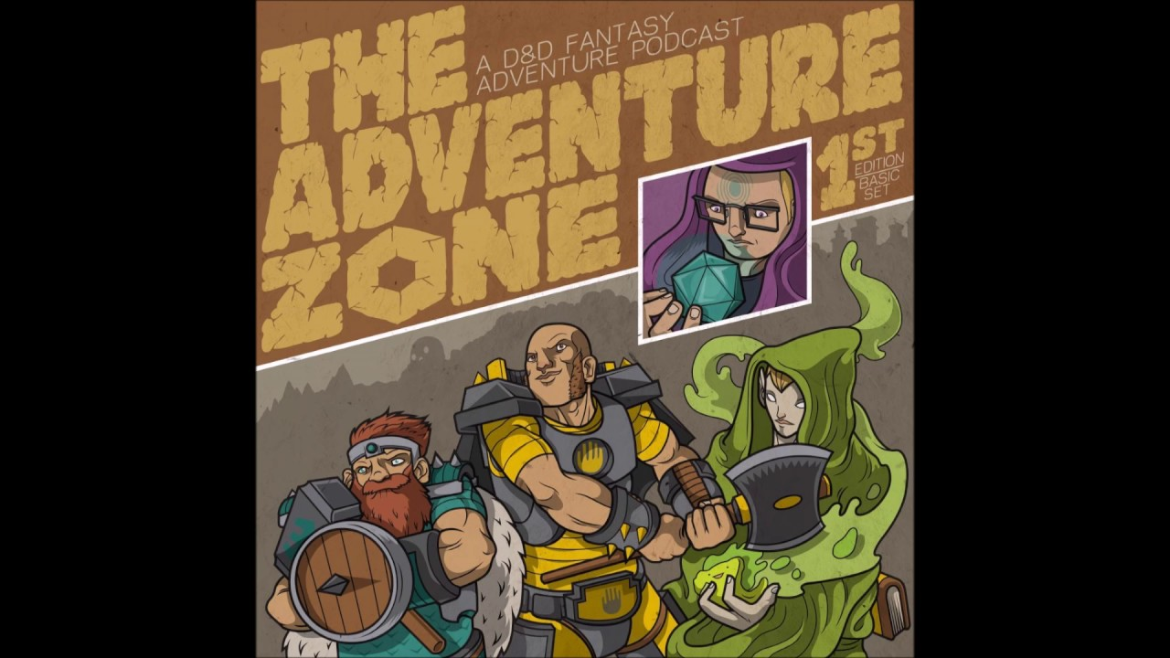 The Adventure Zone The Adventure Zone Nights Theme Ost