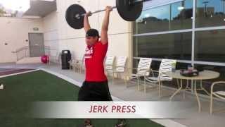 Strict Press vs Push Press vs Push Jerk