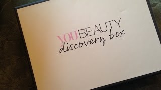 You Beauty Discovery Box May 2014 Thumbnail