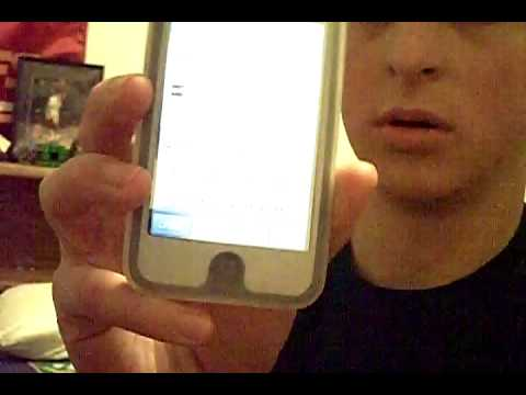 how to make invisible heart on iphone