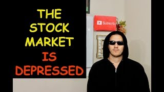 THE STOCK MARKET IS IN DEPRESSION PARODY
