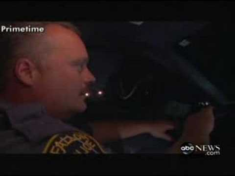 UFO Reported by 5 COPS in IL,lebanon Real!!!!! |Sept 16,2008