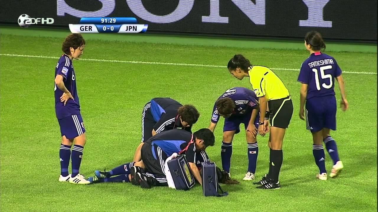 The Bad Touch Simone Laudehr vs. Homare Sawa - FIFA