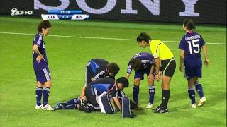 """The Bad Touch"" Simone Laudehr vs. Homare Sawa - FIFA Frauen-WM 2011"