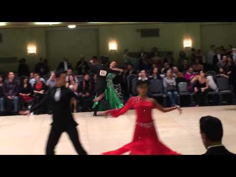 MAC 2014 - Paul Freitas & Kelly Glasheen - Champ Smooth Foxtrot - Manhattan Amateur Classic