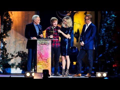 Ed Sheeran - BBC Music Awards British Artist Of The Year 2014 Mp3