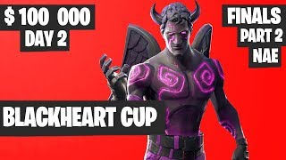 Fortnite Blackheart Cup Final PART 2 Highlights - NAE Day 2 [Fortnite Tournament 2019]