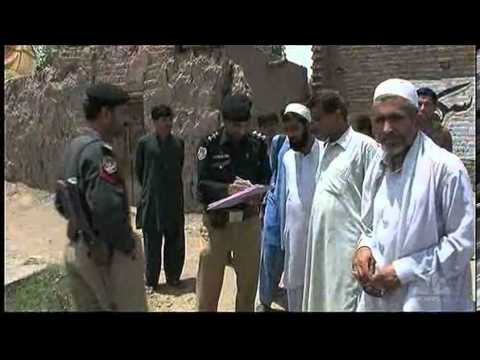Female Pashtun Polio Worker, 3 Others Shot Dead By Punjabi ISI Settlers in Peshawar
