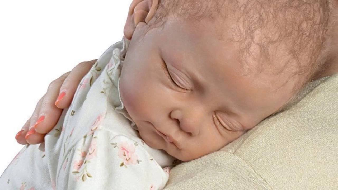 Ashton Drake Sophia Lifelike Baby Doll Youtube