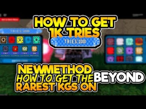 New Code How To Get 1 000 Tries Spin On Beyond New Method On How
