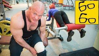 Как качать ноги без приседаний со штангой? Тренировка ног для