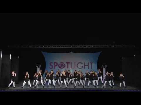Best Hip-Hop/Jazz Funk // STRAIGHT HOOD - Universal Dance Ac