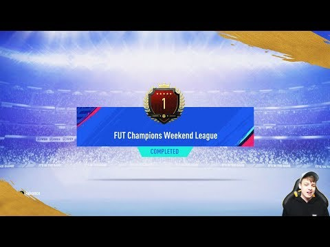 1ST IN THE WORLD TOP 100 FUT CHAMPIONS REWARDS + 5 RED PLAYER PICK PACKS! FIFA 19 Ultimate Team