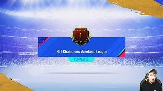 1st In The World Top 100 Fut Champions Rewards + 5 Red Player Pick Packs! Fifa 1