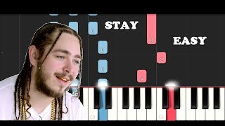 post-malone-stay-easy-piano-tutorial
