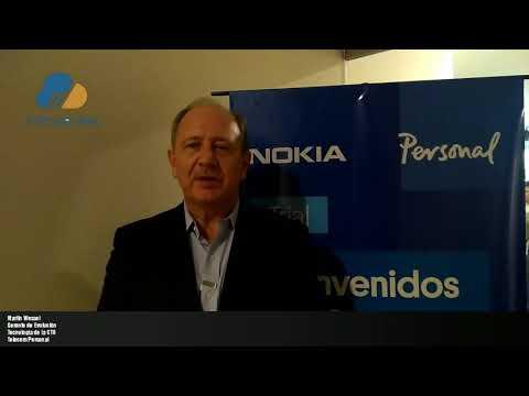 Directivo de Telecom Personal Argentina nos habla del 5G