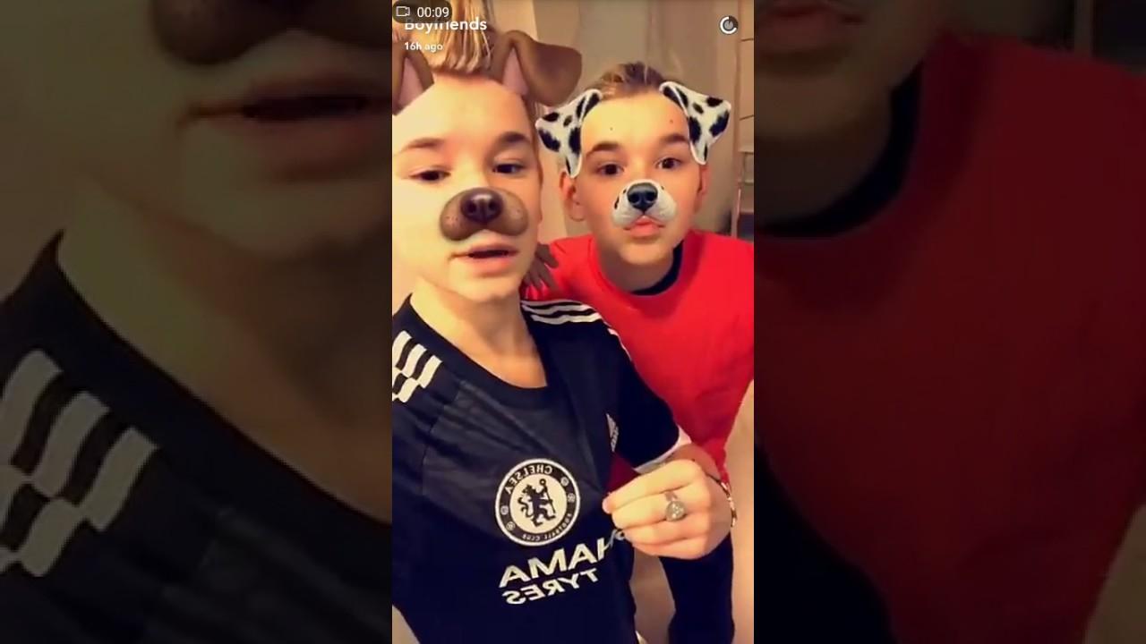 Marcus und Martinus Snapchat