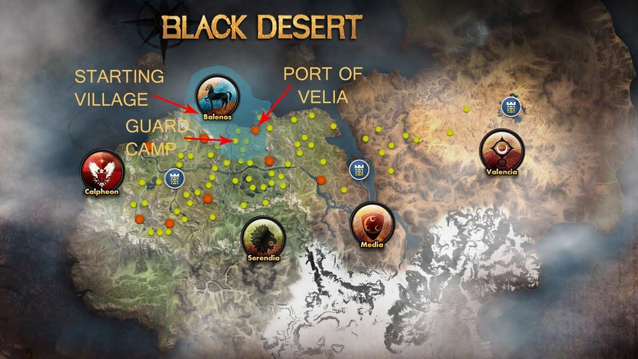 Regions in black desert balenos youtube regions in black desert balenos gumiabroncs Image collections