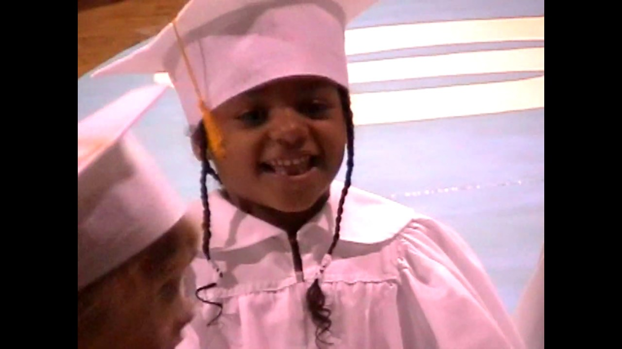SMA Kindergarten Graduation  6-17-11