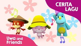 Lagu Anak Topi Saya Bundar - Cerita Lagu Anak Indonesia