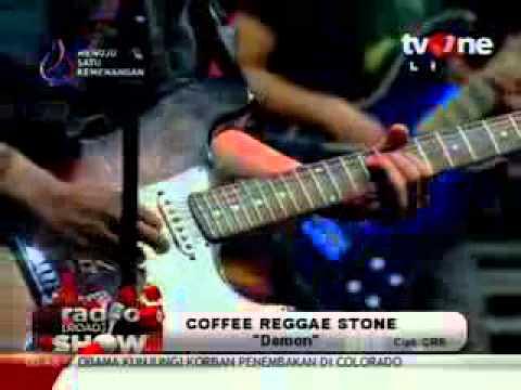 coffee reggae stone   demon live @radioroads