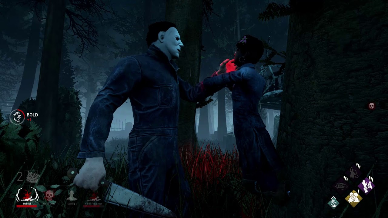 Dead By Daylight - The Shape Mori - YouTube