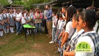 Escuela de Campo: Barbechos -- Escuela Ambiental - 5 de noviembre