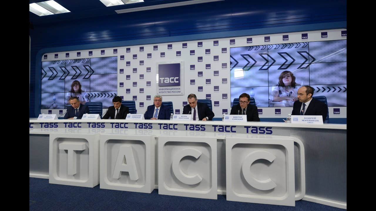 Университетский форум Россия — АСЕАН: пресс -конференция в ТАСС