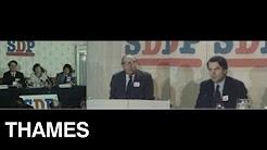 British Politics | Social Democratic Party Launch | 1981