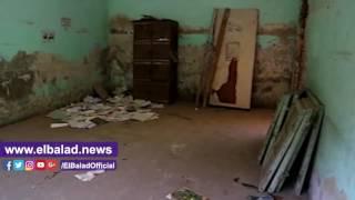مركز شباب 'الوفاء والأمل' يتحول إلي ' خرابة' في انتظار الإصلاح.. فيديو وصور